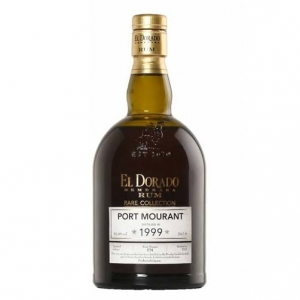 "Demerara Rum ""Rare Collection Port Mourant"" 1999 - El Dorado (0.7l)"
