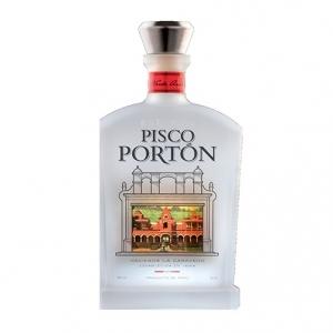 """Pisco """"Portón"""" Mosto Verde Quebranta - Hacienda la Caravedo"""