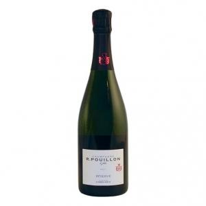 Champagne Brut Réserve - Roger Pouillon et Fils (0.375l)