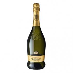Valdobbiadene Prosecco Superiore DOCG Extra Dry Magnum - Villa Sandi (astuccio 3 bottiglie)