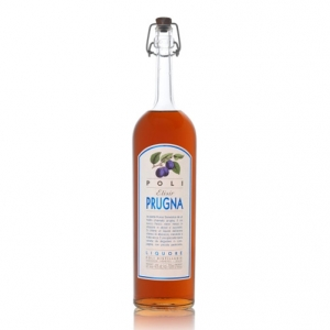 Liquore Elisir Prugna - Poli