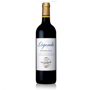 """Bordeaux Rouge """"Légende R"""" 2015 - Domaines Barons de Rothschild"""