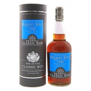 Rum Fine Barbados Sherry Finish 1986 Rockley Still - Bristol Spirits (astucciato)