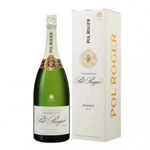 Champagne Brut Réserve Magnum - Pol Roger (astucciato)