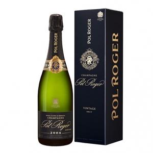 Champagne Brut Vintage 2008 Magnum - Pol Roger (cassetta di legno)