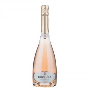 """Spumante Brut Rosé """"Roverello"""" - Broglia"""