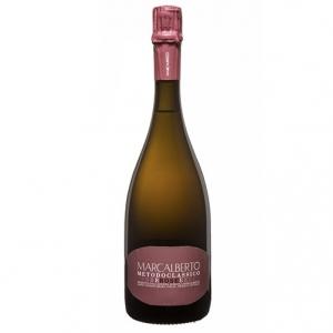 Spumante Metodo Classico Brut Rosé - Marcalberto