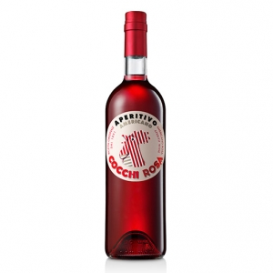 """Vino Rosso Aromatizzato """"Cocchi Rosa"""" - Cocchi"""