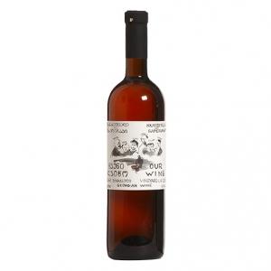 Georgian Wine Rosato Rkatsiteli & Saperavi