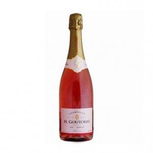 Champagne Brut rosé Grand cru - Domaine Henri Goutorbe