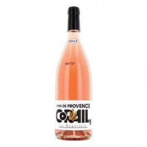 """Côtes de Provence Rosé """"Corail"""" 2016 - Château Roquefort"""