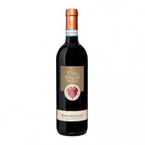 Rosso di Montalcino DOC 2015 - Villa Poggio Salvi