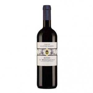 Rosso di Montalcino DOC 2014 - Silvio Nardi