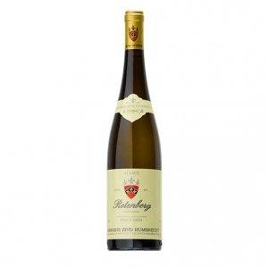 Alsace Pinot Gris Rotenberg Vendange Tardive 2002 - Zind-Humbrecht