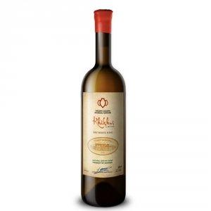 """Georgian Wine Saperavi """"Rcheuli Qvevri"""" 2013 - Tchotiashvili"""