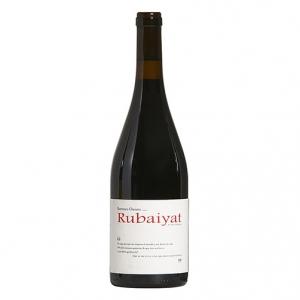 "Vino Tinto Syrah ""Rubaiyat"" 2011 - Bodega Barranco Oscuro"
