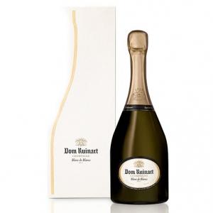 "Champagne Brut Blanc de Blancs ""Dom Ruinart"" 2004 - Ruinart (coffret)"