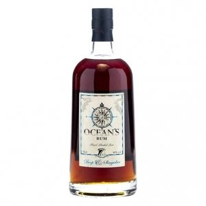 "Blended Rum ""Deep & Singular"" 7 years old - Ocean's"