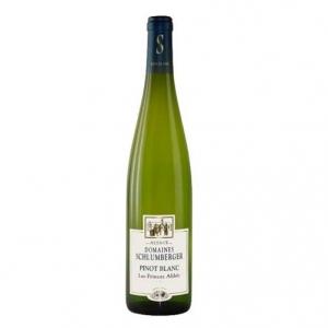 """Alsace Pinot Blanc """"Les Princes Abbés"""" 2015 - Domaines Schlumberger"""