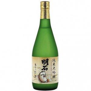 Daiginjo Sakè - Akashi-Tai (0.72l)