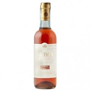 "Vino Passito Moscato di Samos ""Nectar"" 2010 - Samos Wine (0.5l)"