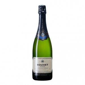 """Saumur Blanc Metode Traditionelle Brut """"Saphir Vintage"""" 2014 - Bouvet Ladubay"""