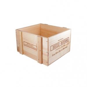 Cassetta legno Secco Vintage - Bertani