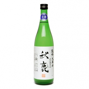 Akishika Okarakuchi Sake (Dry) - Yoigokochi Sake Importers (0.72l)