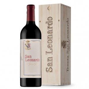 "Vigneti delle Dolomiti Rosso IGT ""San Leonardo"" 2013 - San Leonardo (cassa di legno)"
