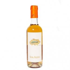 """Toscana Bianco Passito IGT """"SolAlto"""" 2008 - Fattoria Le Pupille (0.375l)"""