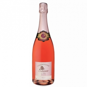 Champagne Brut Rosé - De Sousa