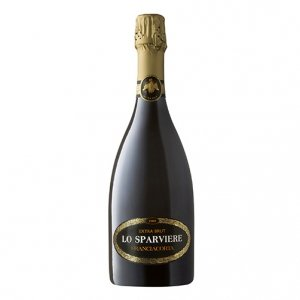 Franciacorta Extra Brut Millesimato DOCG 2009 - Lo Sparviere