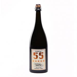 """Spumante Metodo Classico Brut """"Celebrating 55"""" Magnum- Diesel Farm"""