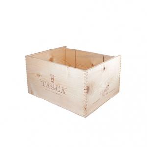 Cassetta legno - Tasca d'Almerita