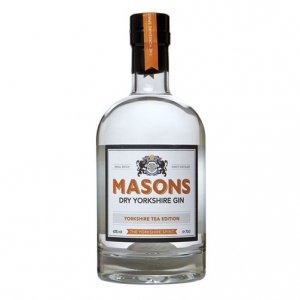 "Yorkshire Dry Gin ""Yorkshire Tea Edition"" - Masons (0.7l)"