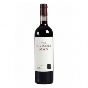 "Rioja Alta DOC ""The Invisible Man"" 2015 - Casa Rojo"
