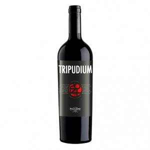 """Terre Siciliane Rosso IGT """"Tripudium"""" 2014 - Cantine Pellegrino 1880"""