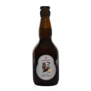 """Birra Bionda alla Canapa """"Trittica"""" - Guarnera (0.5l)"""