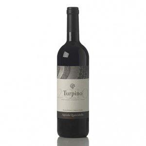 "Toscana Rosso IGT ""Turpino"" 2010 - Querciabella"