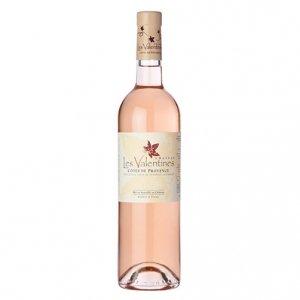 """Côtes de Provence Rosé """"Château Les Valentines"""" 2017 - Les Valentines"""