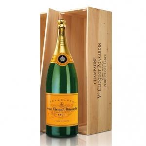Champagne Brut Yellow Label Salmanazar - Veuve Clicquot Ponsardin