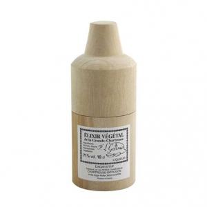 """Liqueur Digestif """"Élixir Végétal de la Grande-Chartreuse"""" - Chartreuse (0.1l)"""