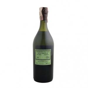 """Liqueur """"V.E.P. Verte"""" - Chartreuse (1l - cassetta di legno)"""