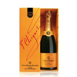 """Champagne Brut """"Cuvée Saint Pètersbourg"""" - Veuve Clicquot Ponsardin (astuccio)"""