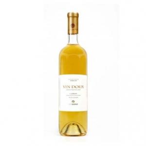 "Vino Passito liquoroso moscato di Samos ""Vin Doux"" 2016 - Samos Wine"