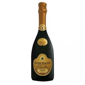 """Champagne Brut Blanc de Blanc Bouzy Grand Cru """"Cuvée Vincent"""" 2010 - P. Louis Martin"""