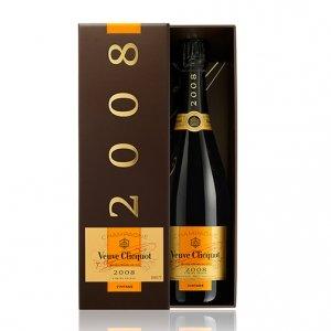 Champagne Brut Vintage 2008 - Veuve Clicquot Ponsardin (coffret)