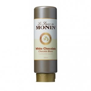 Sauce White Chocolate - Monin