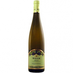 Gewürztraminer Cuvée Emile Willm 2015 - Alsace Willm
