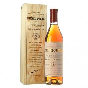 Brandy Single Barrel n. 2 - Ximénez Spinola (0.75l)